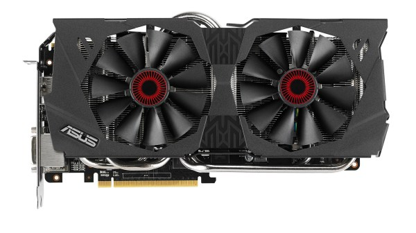 ASUS Announces Strix R9 280 3GB And Strix GTX 780 6GB