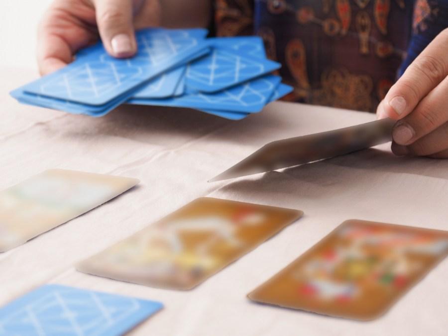 トランプ占いのカードの意味(早見表)