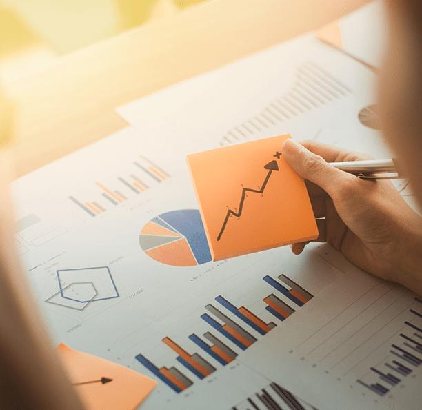 Develop a set a metrics to guide the search process.