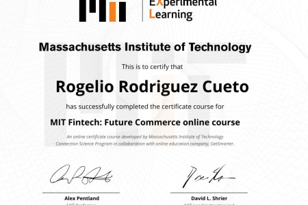 Certificate Course From Mit idea gallery