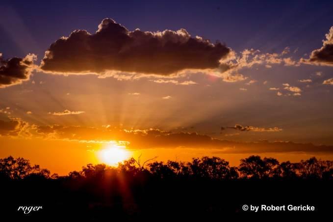 Sunset Queensland