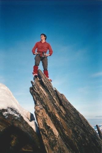 roger zurbriggen bergsteigen belgrat