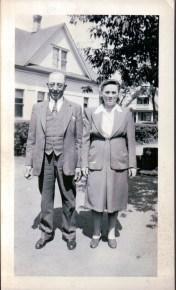 Ralph and Elizabeth Erhardt
