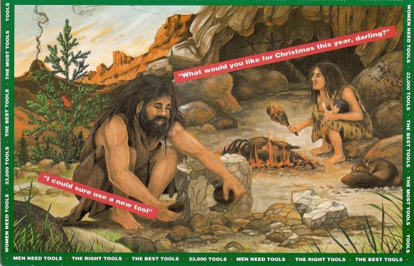 cavemanwishesfortoolsforxmas