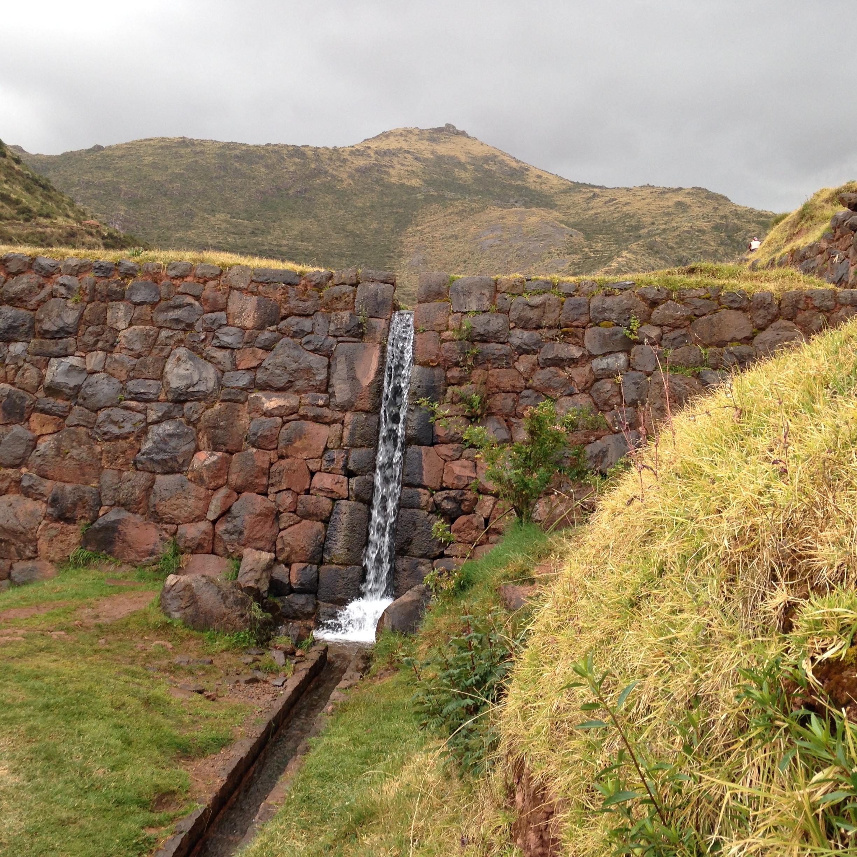 Tipon An Inca Irrigation Masterwork