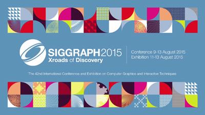 Siggraph 2015 Dailies