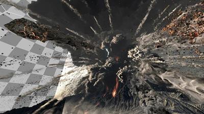 Vulkane 3D