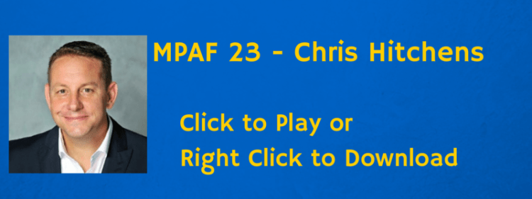 Chris Hitchens on Platform People and Military Business Lessons - MPAF23