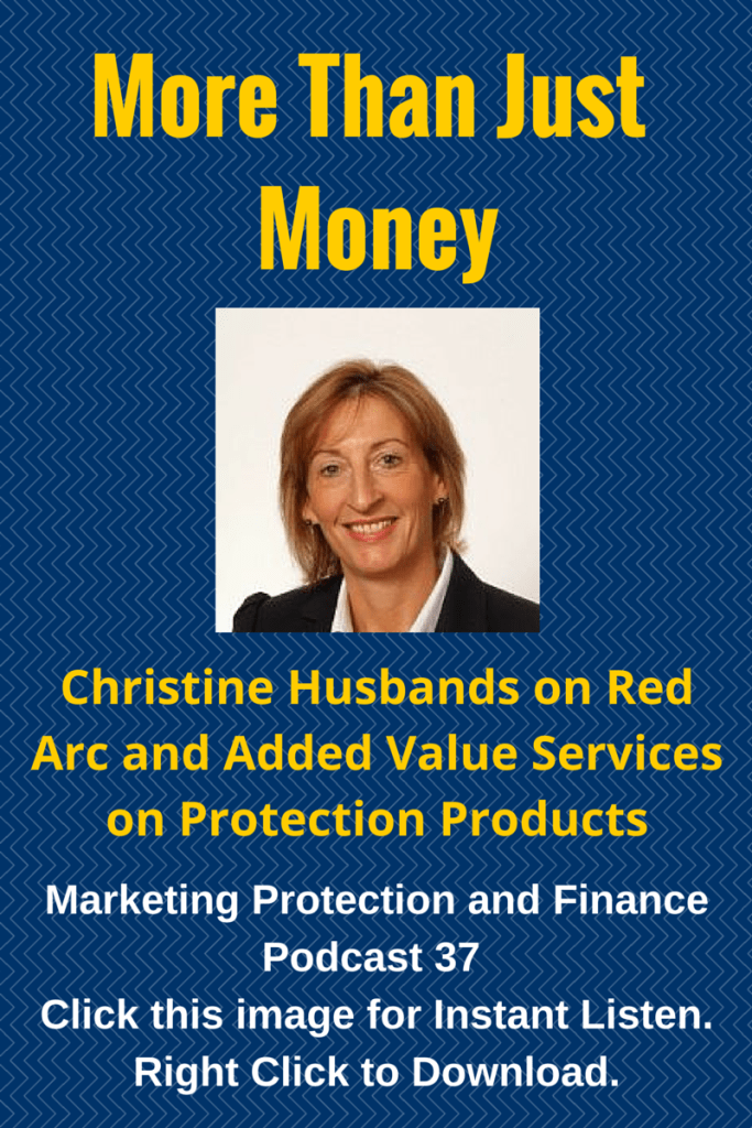 Christine Husbands on Red Arc and Added Value Services on Protection Products