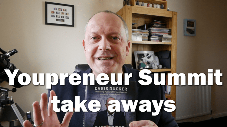Top take aways from Youpreneur Summit 2017