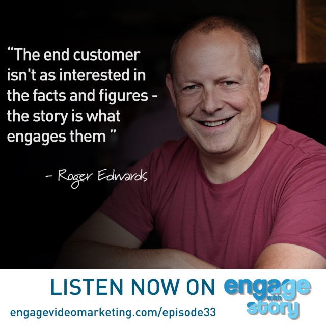 Engaging storytelling and simple marketing - two podcast appearances