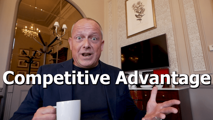 Better or Different? Getting competitive advantage for your product.
