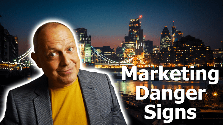 Marketing DANGER SIGNS you're heading for complexity