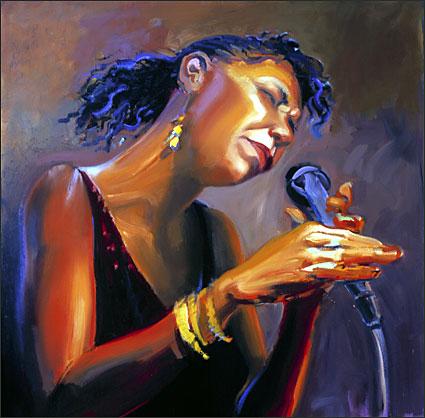 singing style