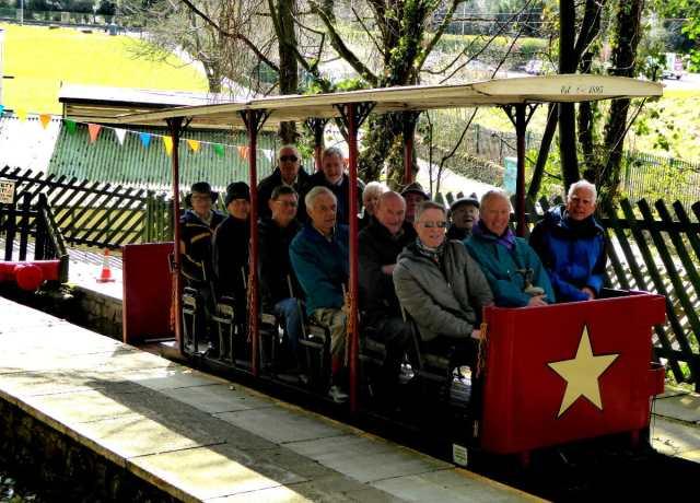 March 30th: Shipley Glen, River & Canal Circular The Glen, Gilstead Leader: Jeff