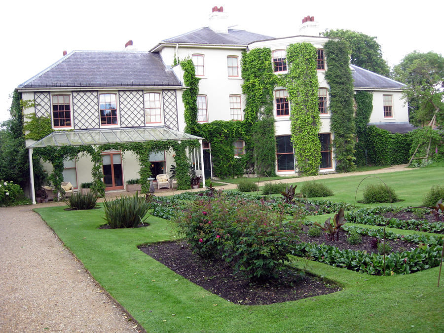 Charles Darwin's home