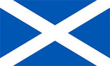 Scottish saltire