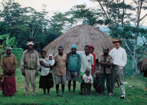 Irian Jaya, West Papua, Indonesia