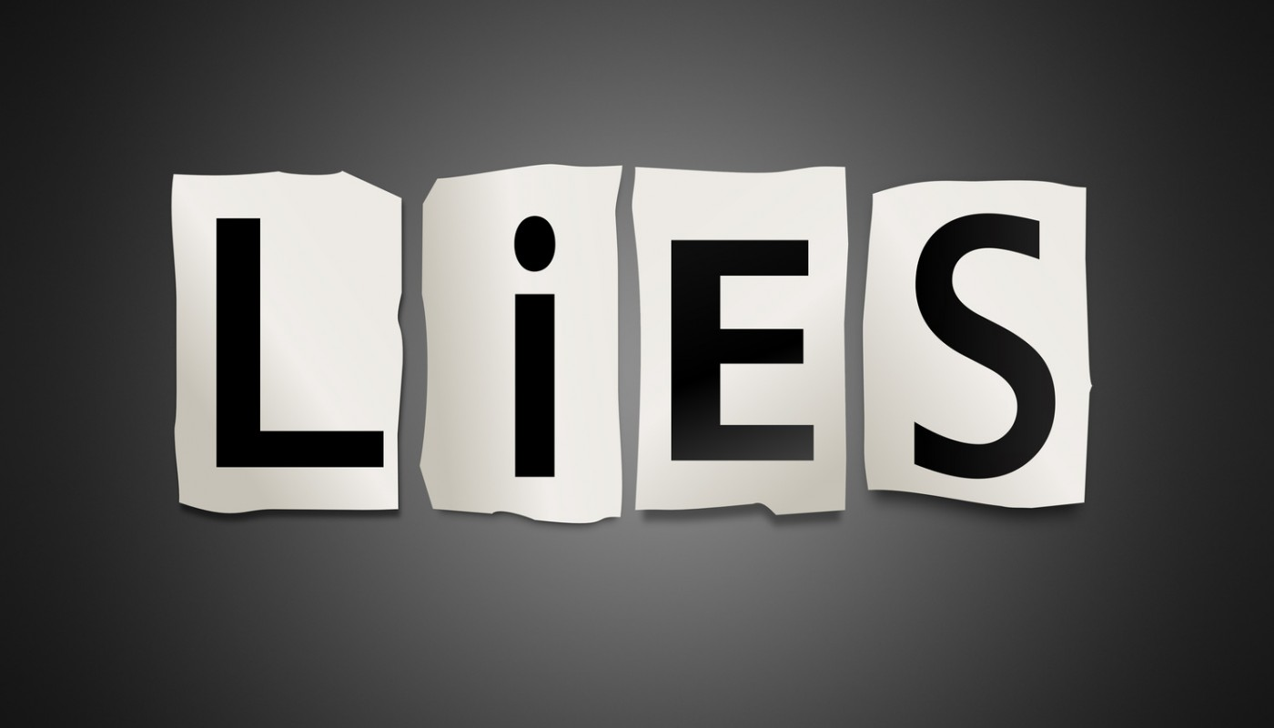 Lies Damned Lies And Newspaper Reports