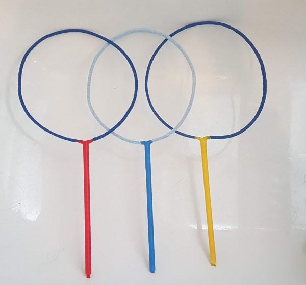 Seifenblasen Ring 20cm