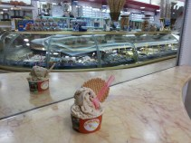 Gelato for dinner? I think yes! From Monti.