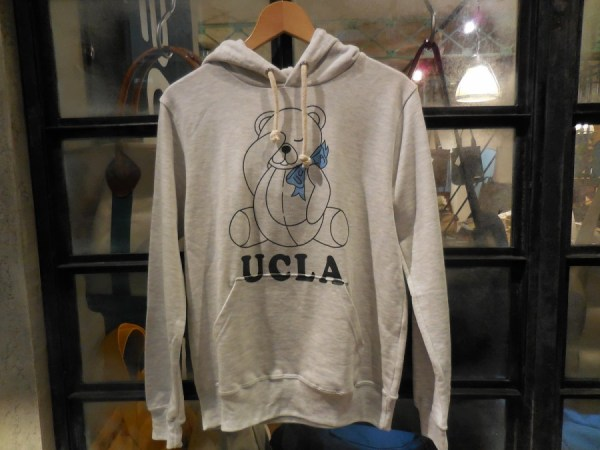 UCLA sweat parka : ROGER'S North land