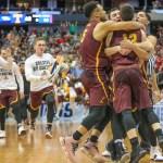 NCAA BASKETBALL: MAR 17 Div I Men's Championship – Second Round – Loyola v Tennessee
