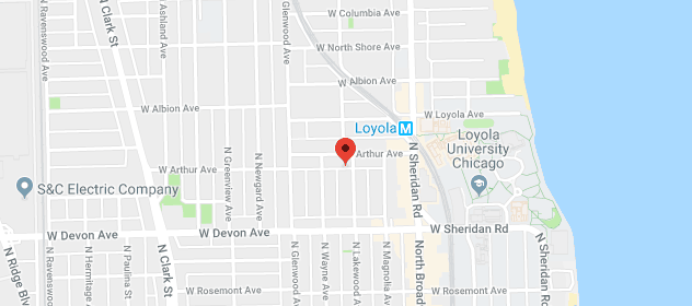 Site of robbery. Google Maps