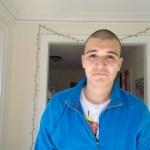 Luis hair
