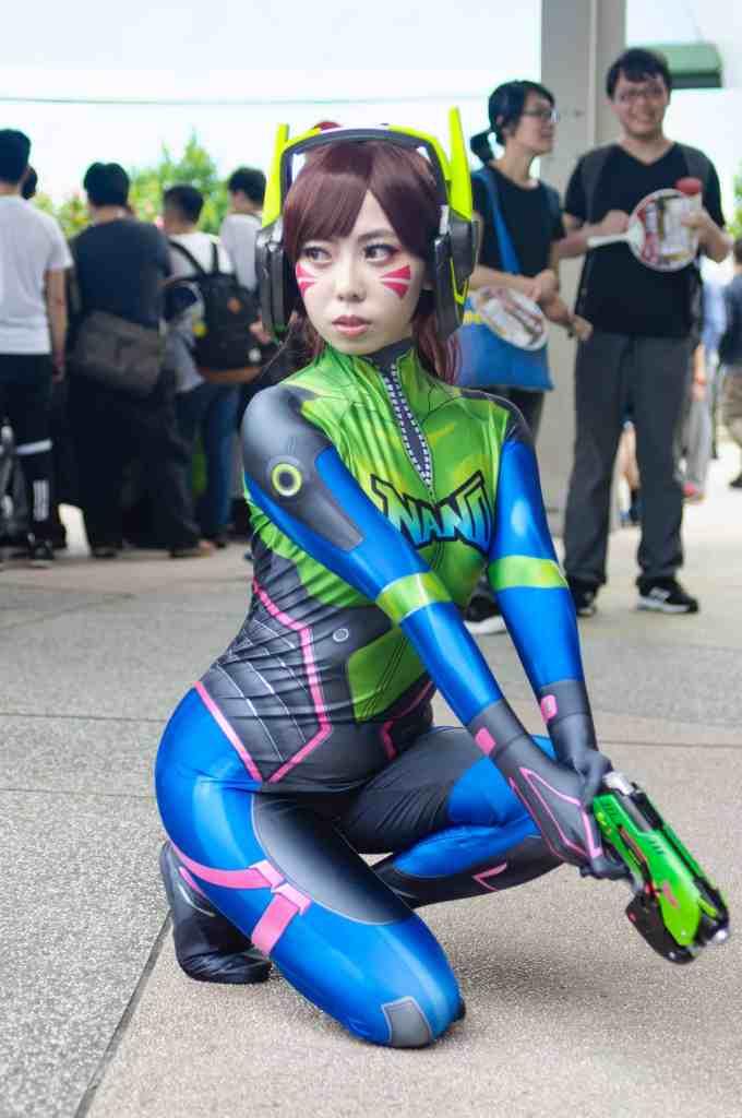 Dva cosplay (popular cosplays in 2020)