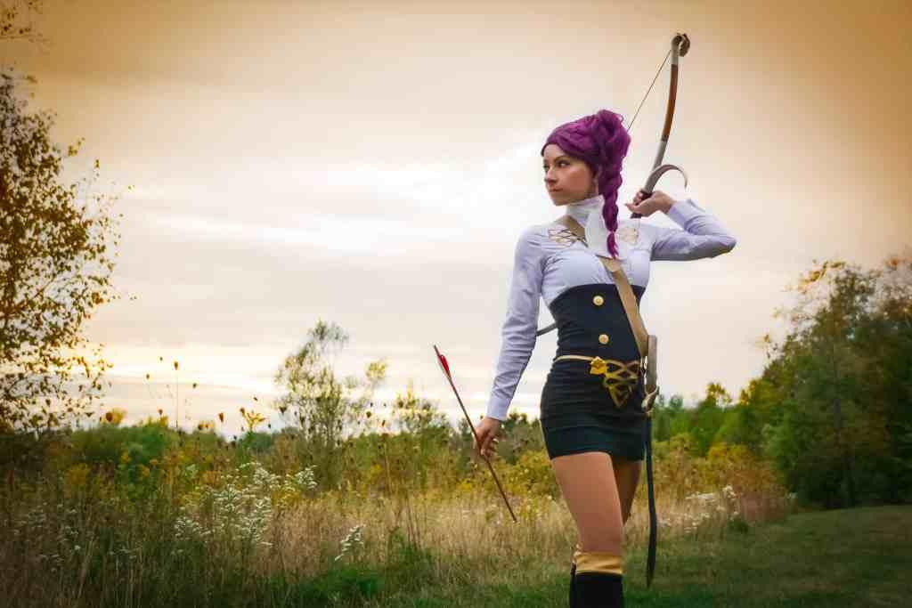 Petra cosplay (Aelynn)