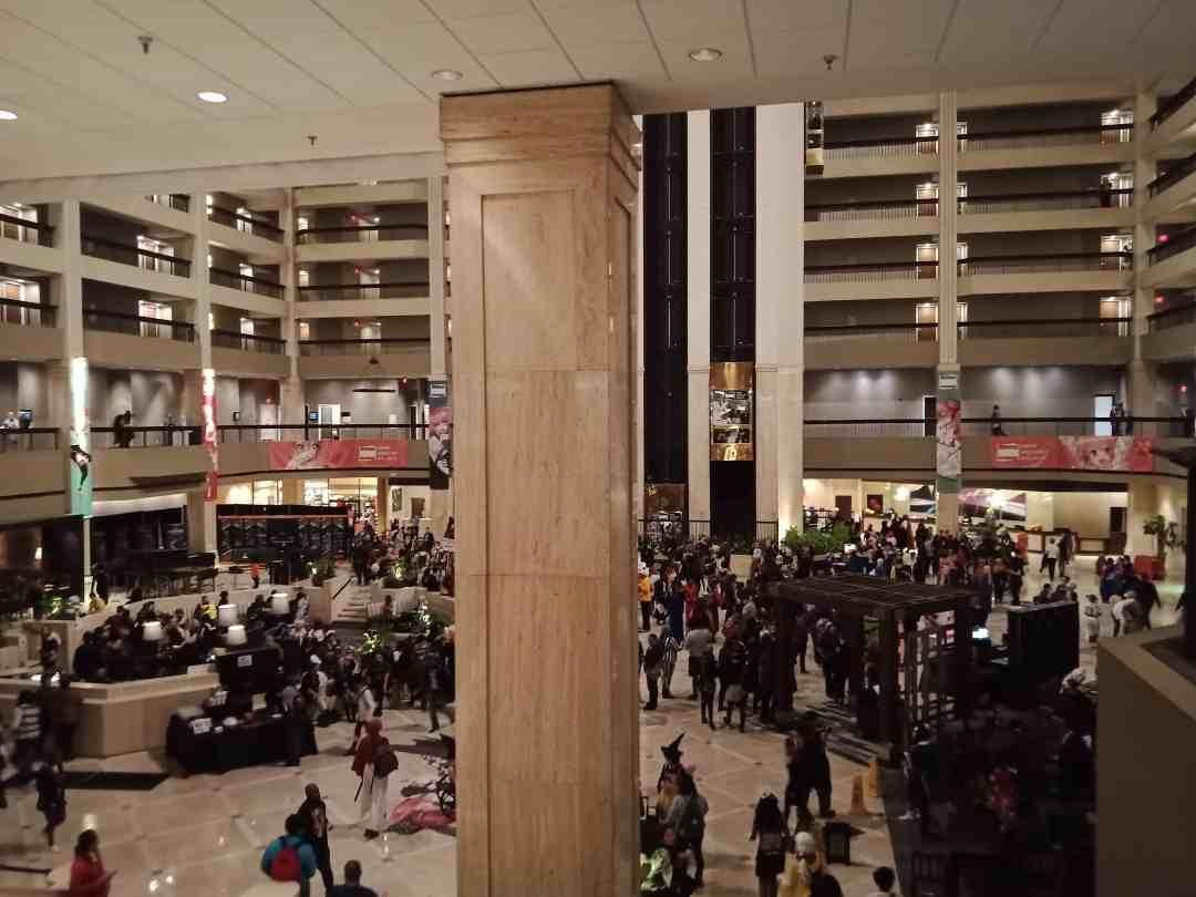 Waverly Hotel (Anime Weekend Atlanta)