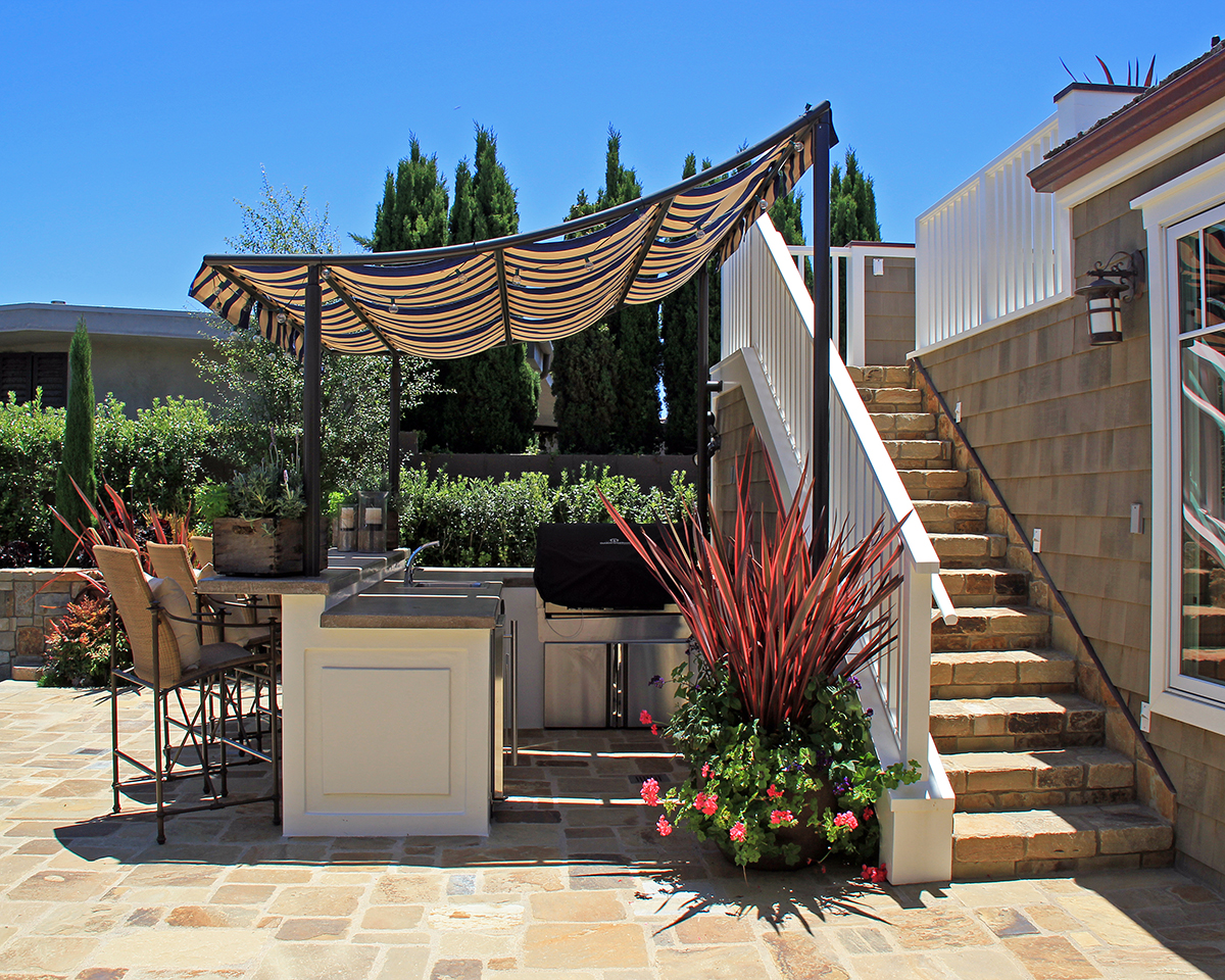 Outdoor Kitchens & Living Spaces on Outdoor Kitchen Living Spaces id=53245