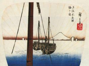 799px-Hiroshige_Mount_Fuji_seen_across_the_water
