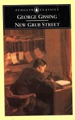 cover, 'New Grub Street'