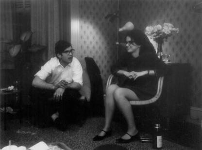 George Kaldro and Marga Cooper