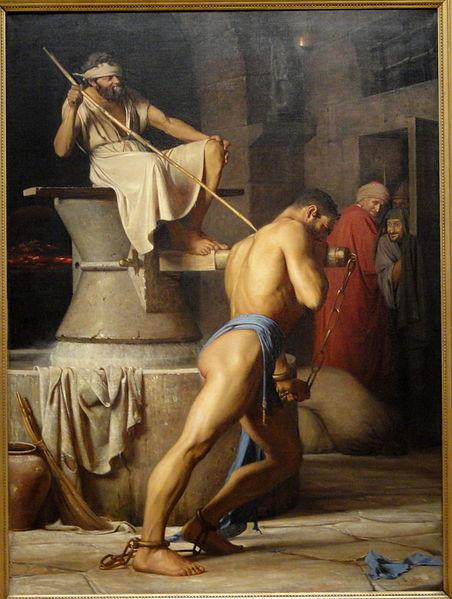 'Samson and the Philistines'.JPG