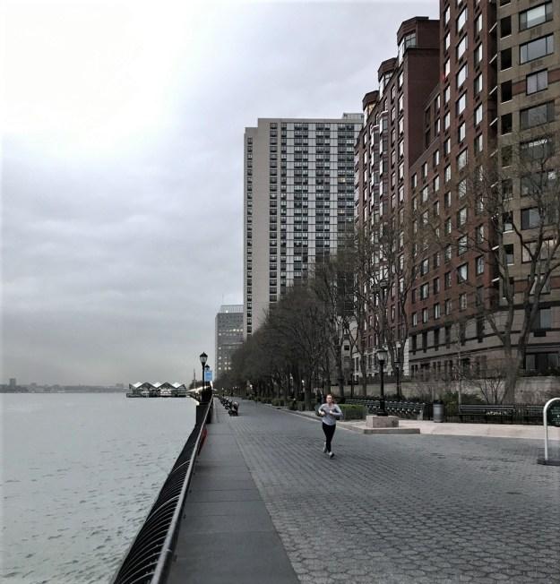 Hudson River Park 8-12 a.m. 4-12-2019