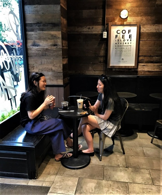 Gregory's Coffee 7-7-2019