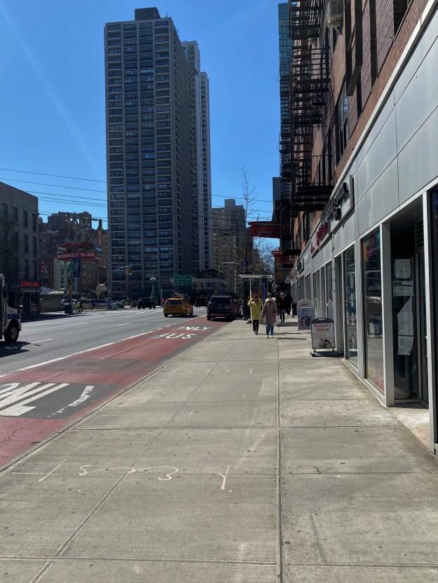 Second Avenue 3-15-2020