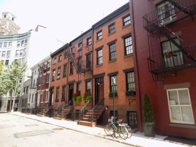 Gay Street, Greenwich Village