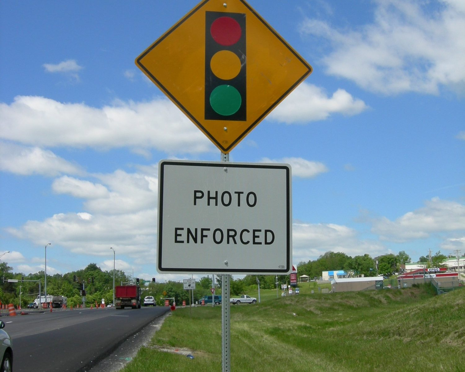 Hannibal Red Light Camera Ticket