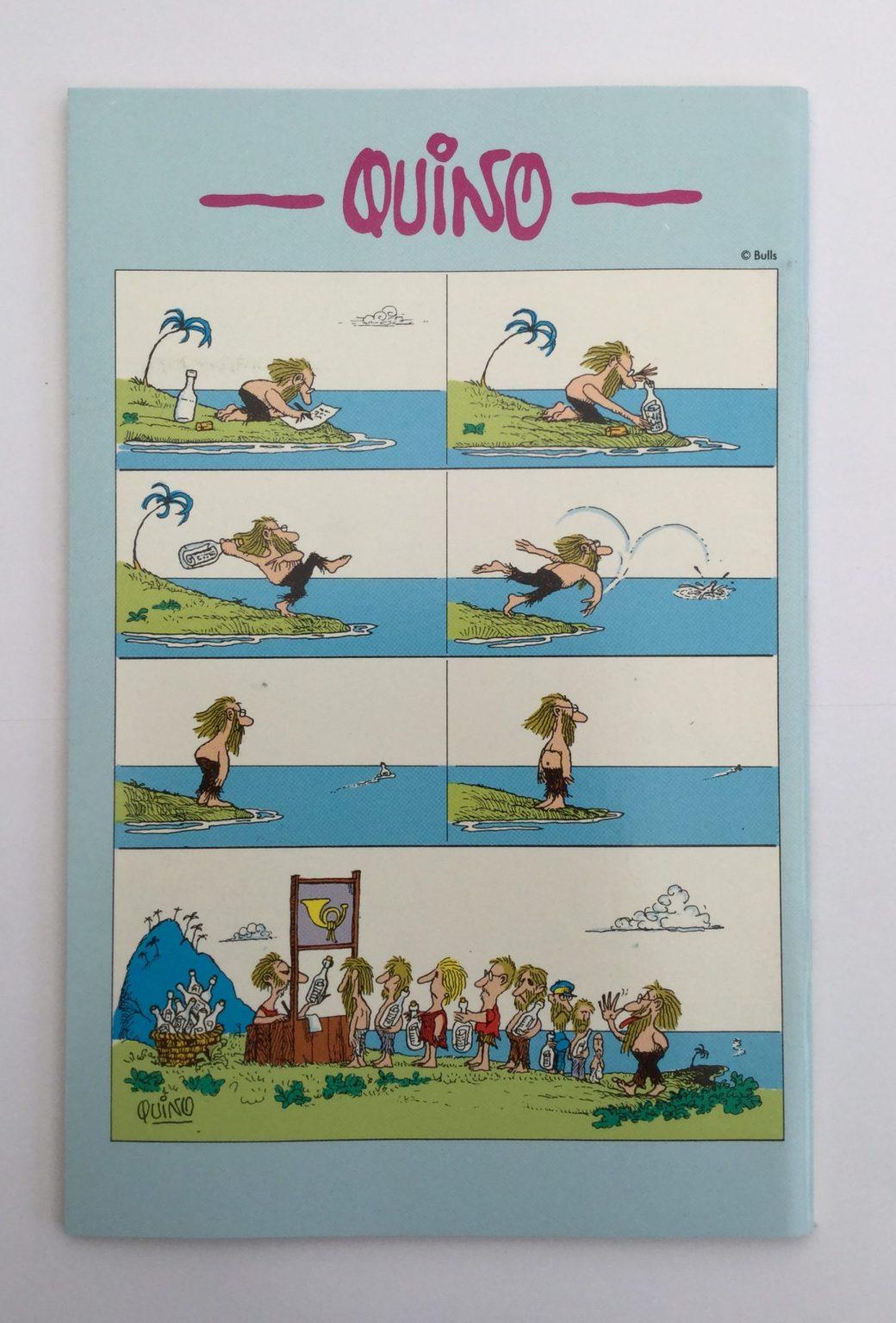 Quino i Seriepressen nr 5, 1993
