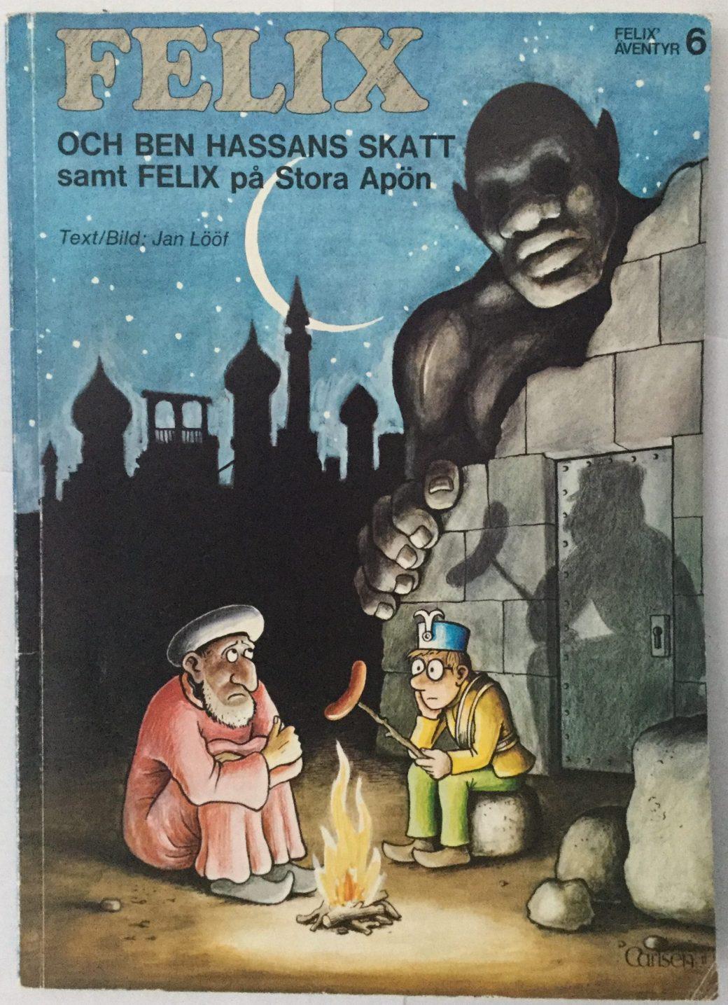 Felix och Ben Hassans skatt