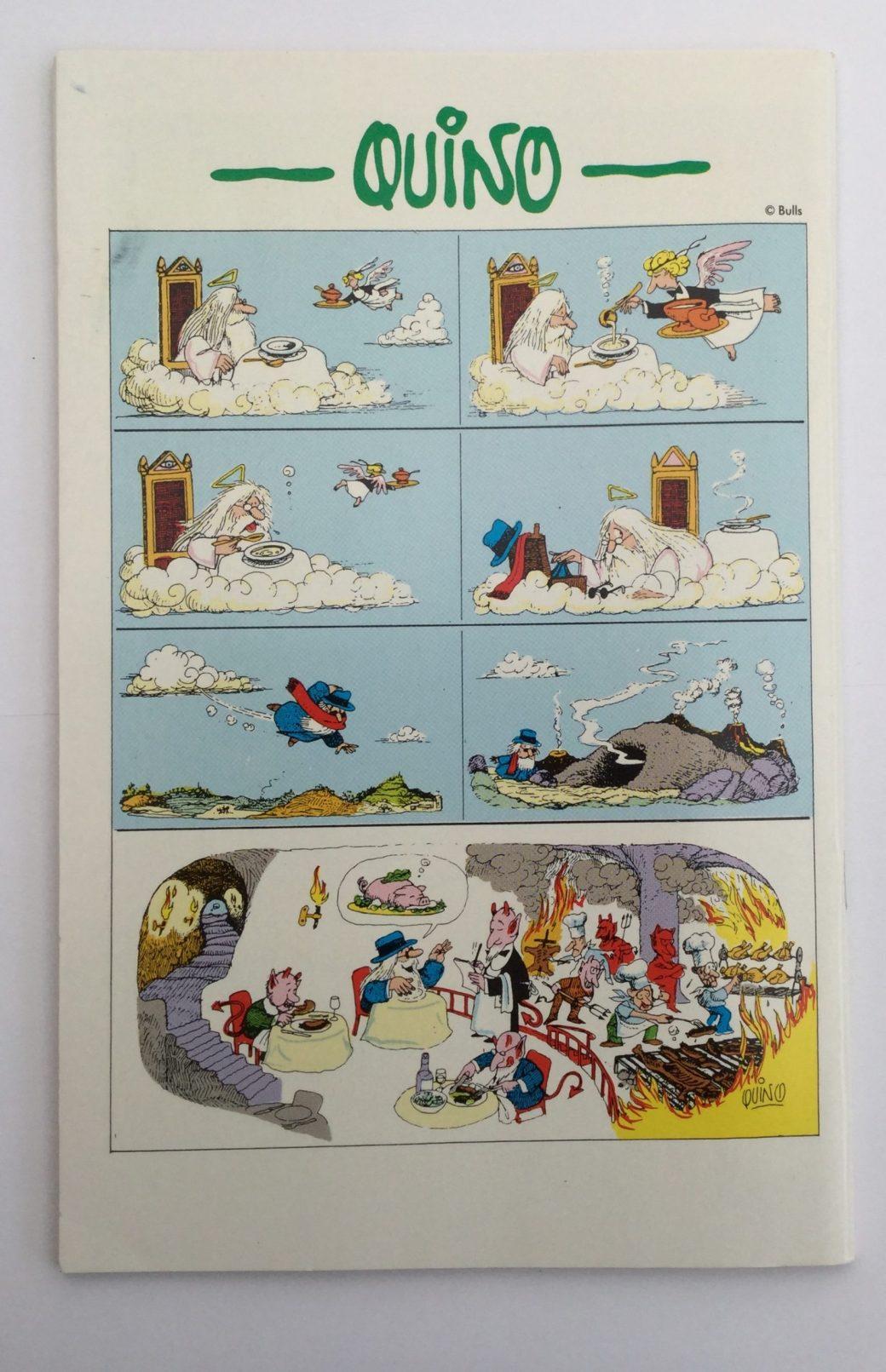 Quino i Seriepressen nr 6, 1993