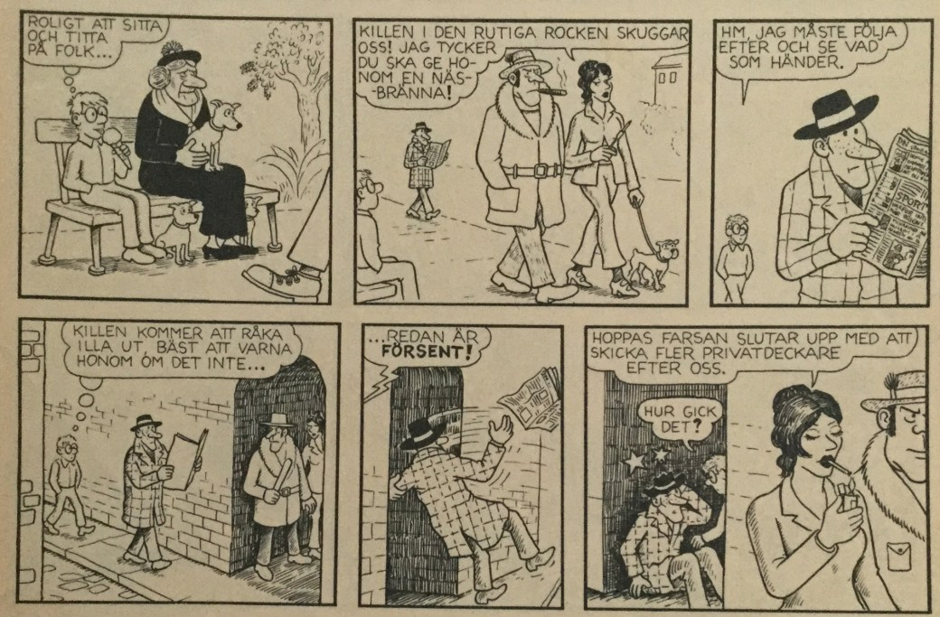 Felix och Cecilia av Carlsen Comics
