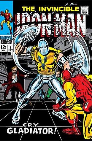 Iron Man #7, (1968)
