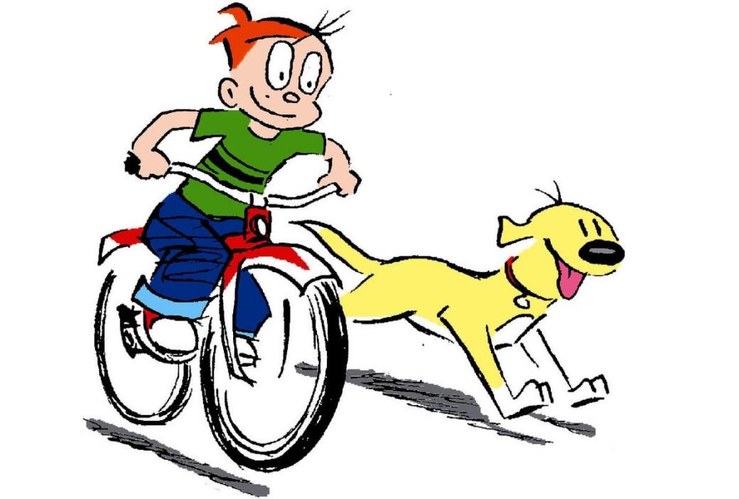 Basset gör den prisbelönade serien om pojken Red och hunden Rover