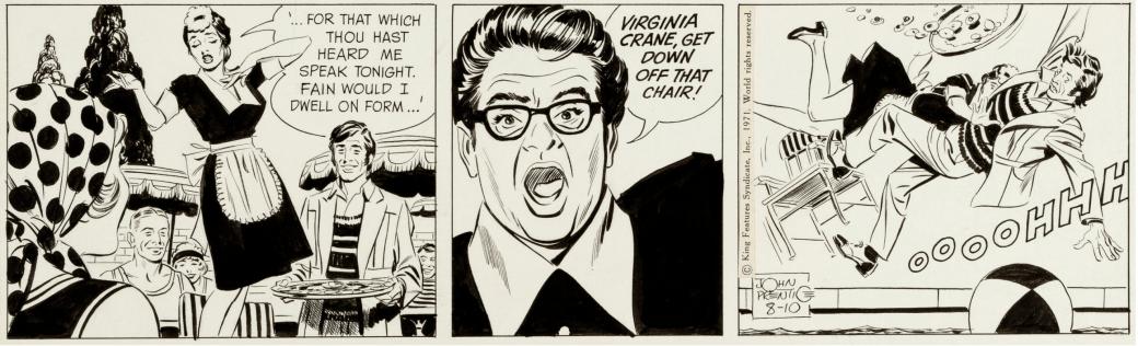 En Prentice-stripp från 10 augusti 1971
