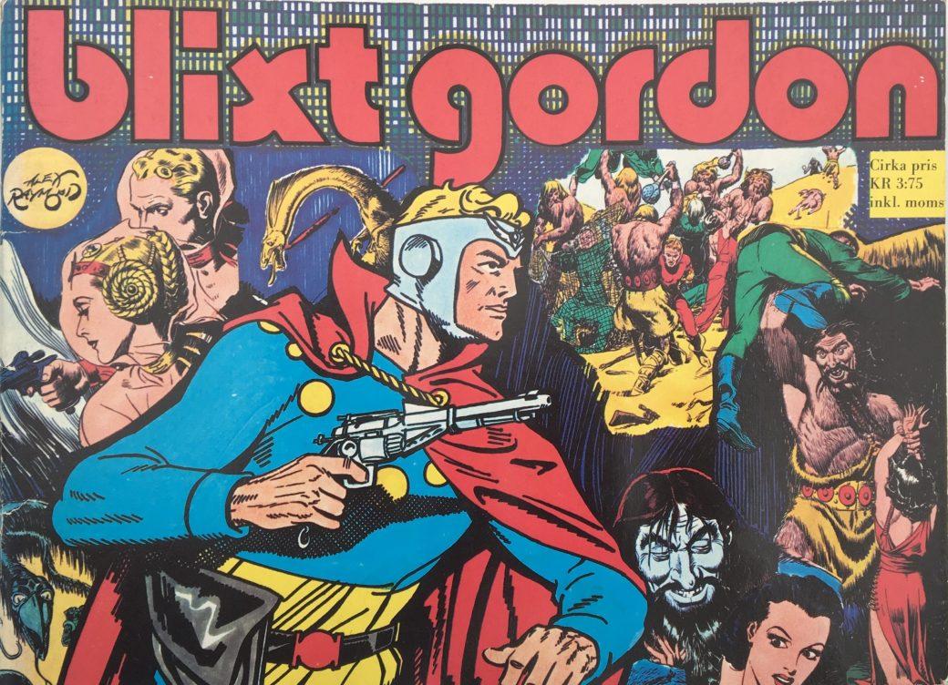 Julalbum med Blixt Gordon 1973